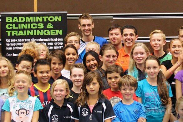 Erik Meijs: Mijn Week van het Badminton - Erik Meijs