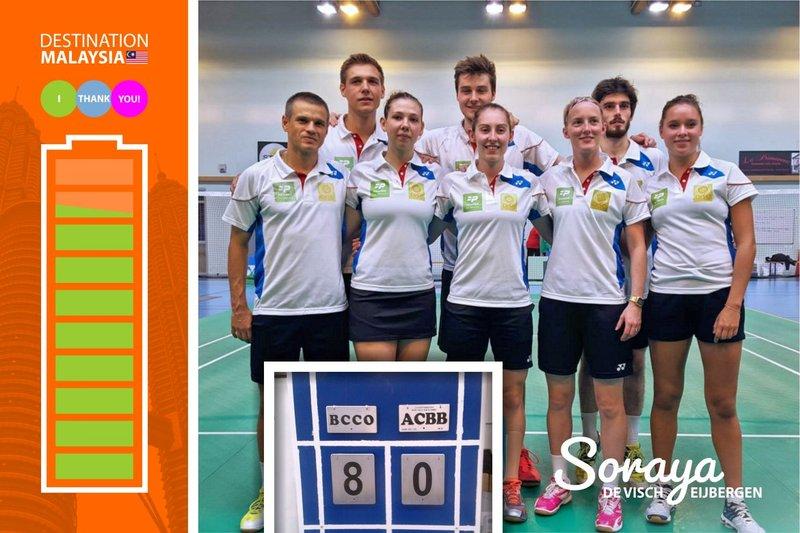 Soraya de Visch Eijbergen scores big with Chambly Bad in 'Le Top 12' in France - Soraya de Visch Eijbergen
