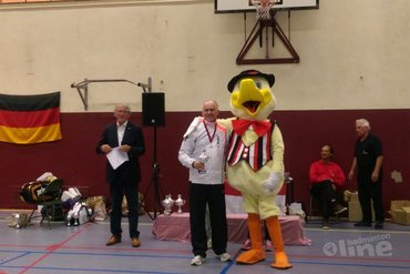 Tweemaal goud voor Eddy Boerman bij Paragames Breda 2015
