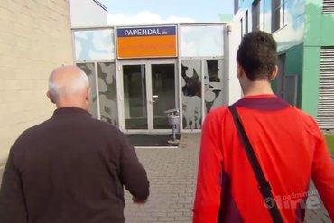 Syrische badmintontopper traint met Nederlandse selectie