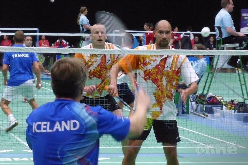 WK Veteranen: 12 kwartfinales voor Nederland - Badminton Veteranen Nederland