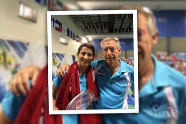Rob en Marjan Ridder tweevoudig Europees Kampioen