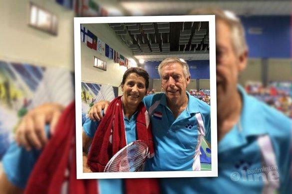Rob en Marjan Ridder tweevoudig Europees Kampioen - BC Duinwijck