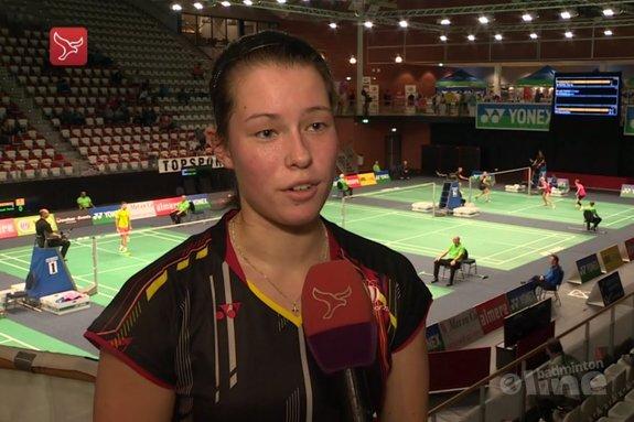 Seinen uitgeschakeld in mix-toernooi - Omroep Flevoland