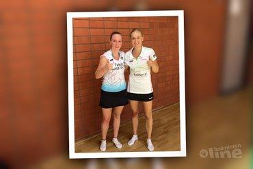 Twee halve finales voor Selena Piek op Yonex Dutch Open