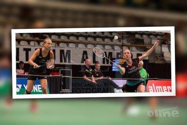 Vrouwendubbel Muskens/Piek naar finale Yonex Dutch Open