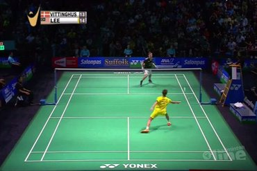 Badminton spectators must have manners too