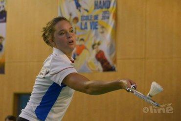 Chambly Bad leading the rankings with Soraya de Visch Eijbergen