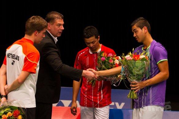 Yonex Dutch Open 2015: supervette promotie voor de badmintonsport - René Lagerwaard