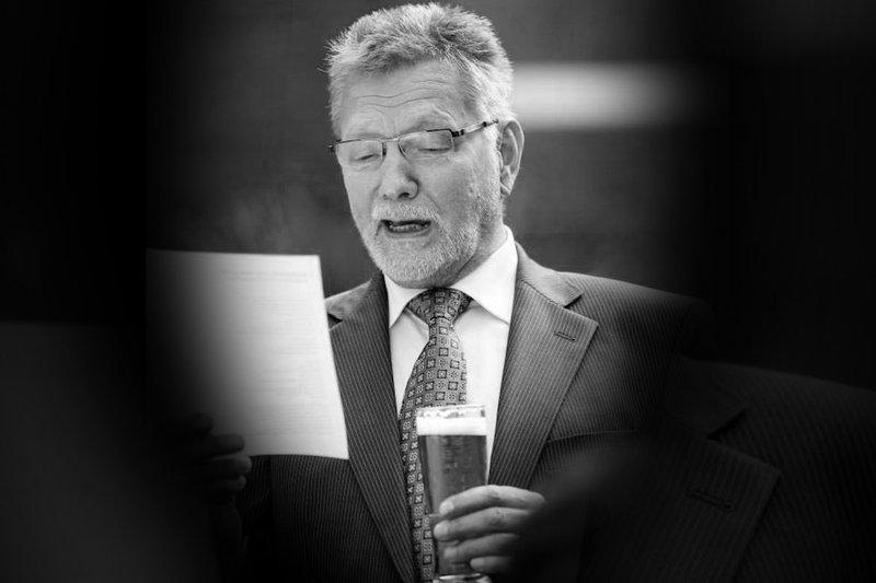 Postuum eerbetoon voor Wim Top, manager Badmintonclub Amersfoort - Wim Top