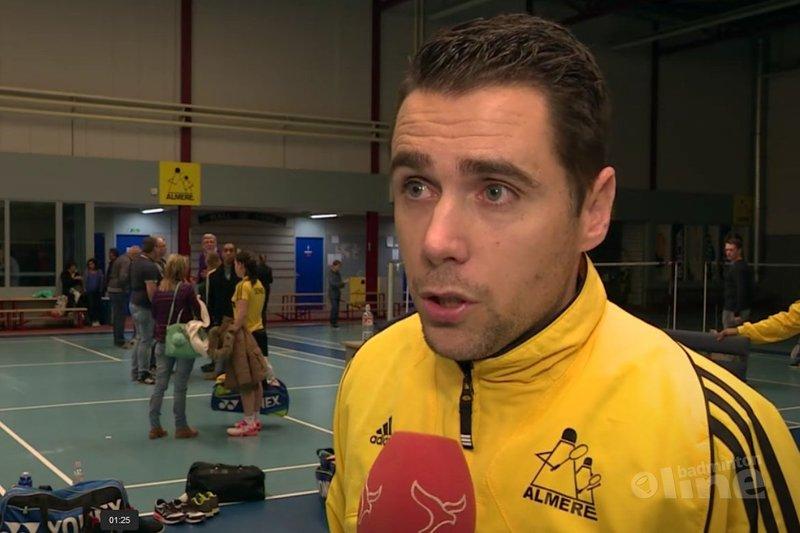 Almere badmintonners veel te sterk voor Slotermeer - Omroep Flevoland
