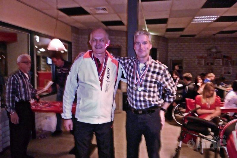 Het OLAK Para-Badminton toernooi - Eddy Boerman