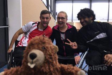 Jordy Brouwer von Gonzenbach: een maand na het WK