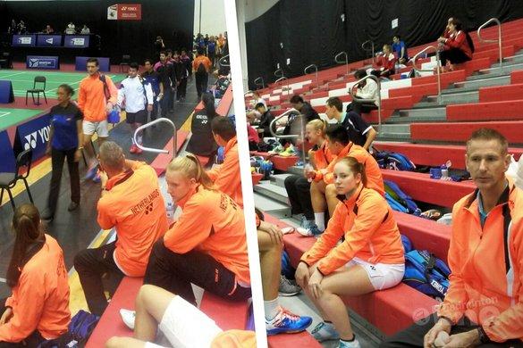 Wereld Jeugdkampioenschappen 2015: Jong Oranje bij laatste 16 - Badminton Nederland
