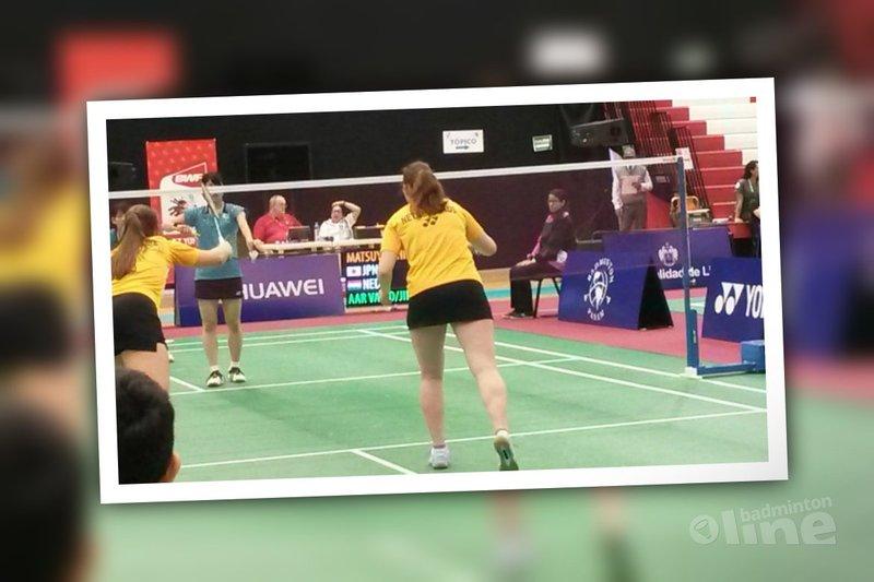 Wereld Jeugdkampioenschappen 2015: Nederland moet meerdere erkennen tegen Japan - Badminton Nederland