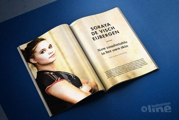Soraya de Visch Eijbergen: Now comfortable in her own skin
