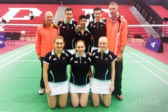 Wereld Jeugdkampioenschappen 2015: 15e plaats voor Nederland na winst op Spanje - Badminton Nederland