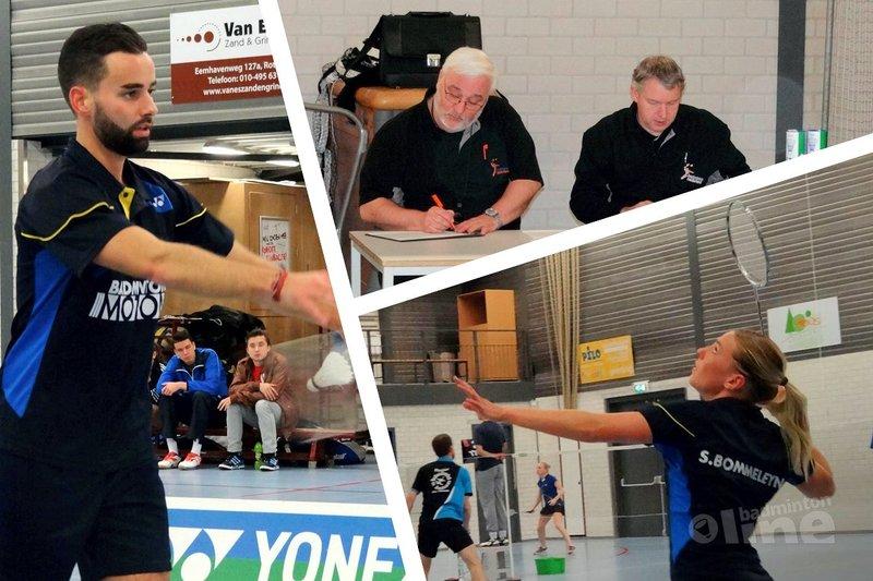 Tweede helft van de competitie goed begonnen door TFS Barendrecht - TFS Barendrecht