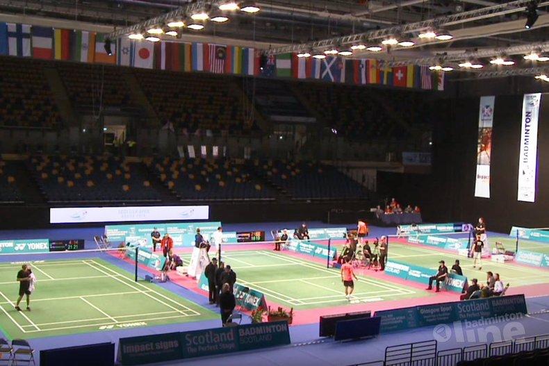 Deze afbeelding hoort bij 'Scottish Open Grand Prix 2015: Young Germans topple second seeds' en is gemaakt door Badminton Europe