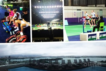 Muskens and Piek report from Rio