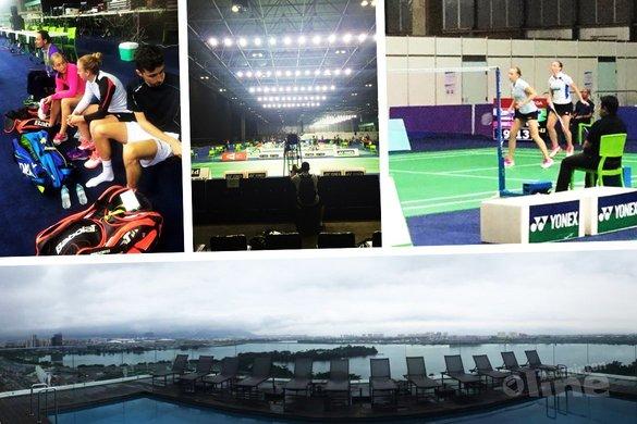 Muskens and Piek report from Rio - Selena Piek en Eefje Muskens