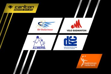 Kwartfinales Carlton Eredivisie: halve finalisten bekend