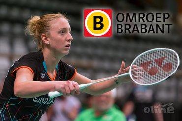 Eefje Muskens bij Omroep Brabant radio!