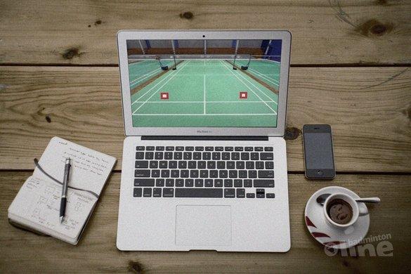Selftraining en gebruik van video-opnames - Pixabay, badmintonline.nl