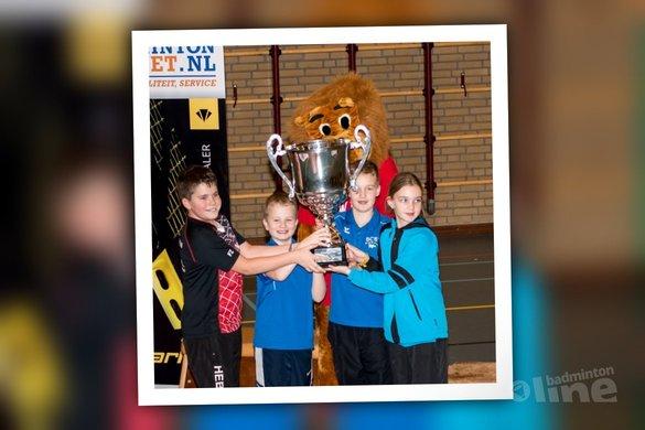 Start-Best toernooi opent nieuwe jaar voor BC Alouette - BC Alouette