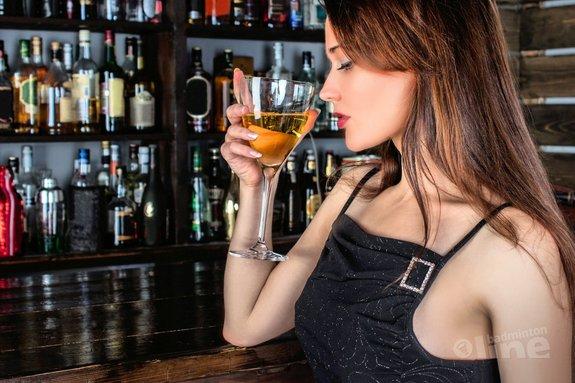 Ga je van alcohol in je lichaam beter badmintonnen? - Pixabay