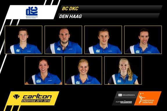 DKC treft Almere in halve finale play-offs - Badminton Nederland