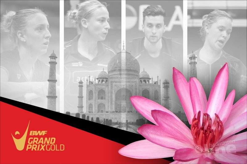 Favorable draw for Dutch players at Indian Grand Prix Gold tournament - René Lagerwaard / badmintonline.nl