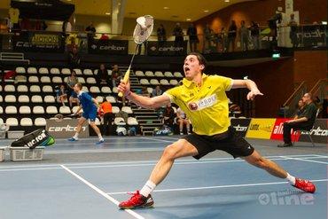 Titelverdedigers op koers voor prolongatie op Carlton NK Badminton 2016