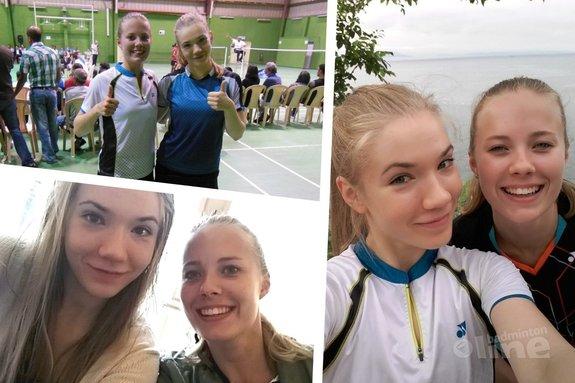 Finnish girls Airi versus Nanna: Fighting for the Road to Rio!? - Airi Mikkela