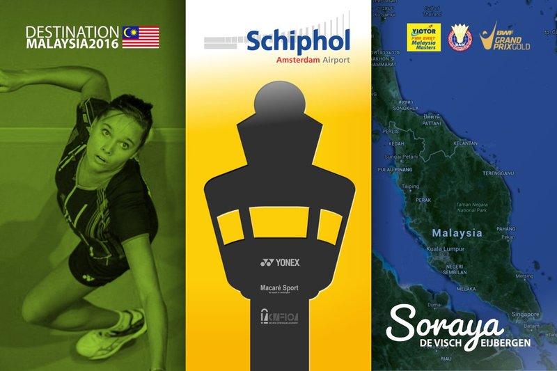 Soraya de Visch Eijbergen: Malaysia, here I come! - Soraya de Visch Eijbergen