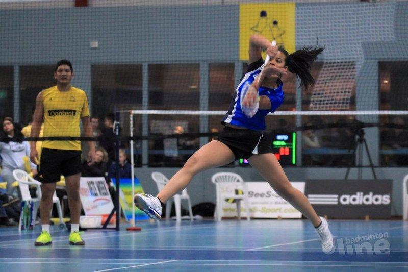 DKC uitgeschakeld in halve finale - Nicoline Heekelaar