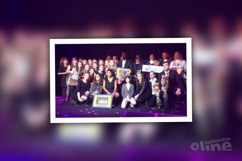 Amy Tan gekozen tot sporttalent van de Gemeente Almere - BV Almere