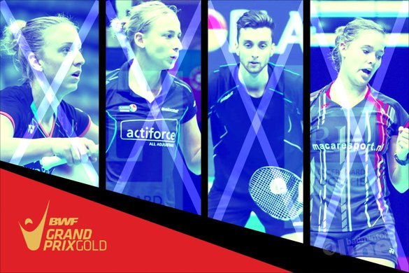 Dutch down in Malaysia Masters 2016 - René Lagerwaard / badmintonline.nl