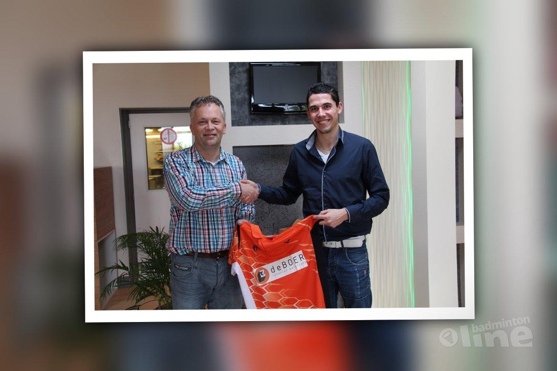 Erik Meijs bindt nieuwe sponsor aan zich