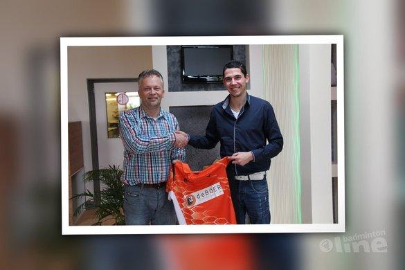 Erik Meijs bindt nieuwe sponsor aan zich - Erik Meijs