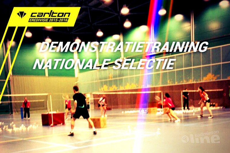 13 februari: Finale landskampioenschap Carlton Eredivisie VELO-Almere - Selena Piek / badmintonline.nl