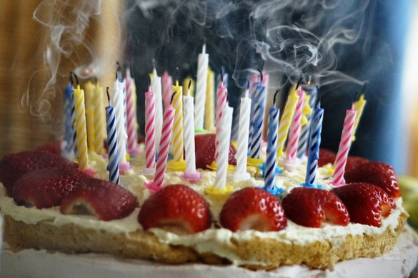Jacco Arends: Not a happy birthday boy - Pixabay