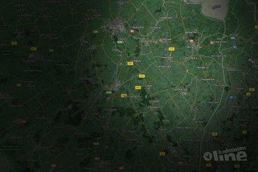 Populaire badminton bedrijvencompetitie weer van start in Veendam
