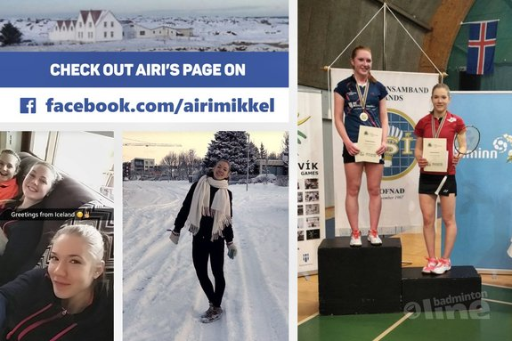 Finnish silver in Iceland for Airi Mikkela - Airi Mikkela