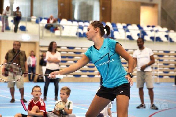 Topbadmintonner Soraya de Visch Eijbergen gaat voor tweede titel bij NK Badminton in Almere - Alex van Zaanen