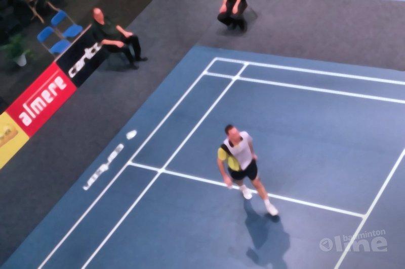 De Nederlandse Kampioenschappen-stress - badmintonline.nl