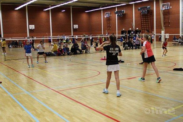 Geslaagde derde editie nationaal jeugdtoernooi - Badminton Nederland