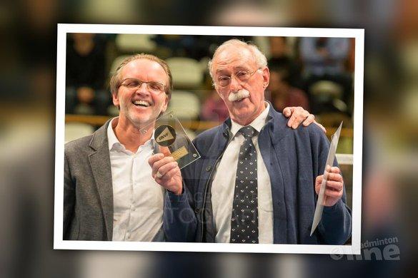 Jos Esveld ontvangt Award BWF - René Lagerwaard
