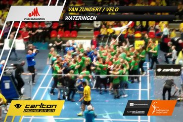 VELO wint voor 11e keer landskampioenschap!