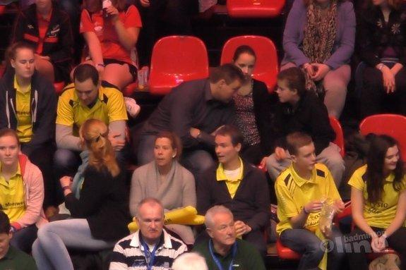 Deze afbeelding hoort bij 'Verloren badmintonfinale voelt als mokerslag' en is gemaakt door badmintonline.nl